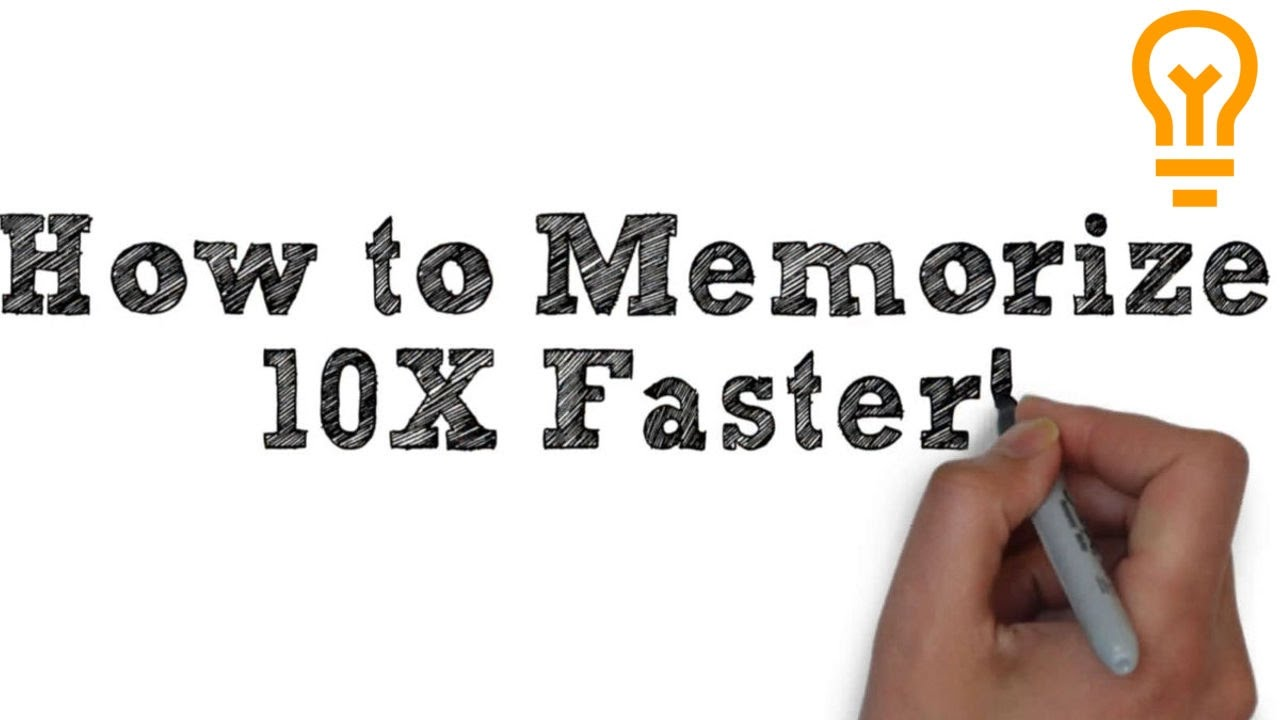 You are currently viewing Memorizing tricks to learn fast